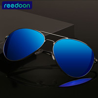 Hot Sales reedoon oculos Fashion Star Sunglasses Women Men Aviator Polarized Mirrored Lens UV Protection Sun Glasses De Sol 2533