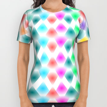 zappwaits K3 All Over Print Shirt by netzauge