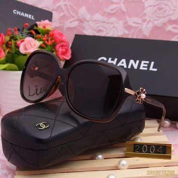 DCCKU62 Original Chanel Fashion New Design Polarized Lenses Sunglasses 2004 - 171