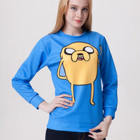Cute Pattern Lovely Fashion Stylish Cartoons Hoodies =
