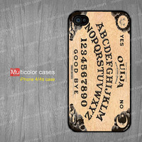 iPhone 5 case iPhone 5c case iPhone 5s case iPhone 4 case iPhone 4s case Vintage Ouija Spirits Board print design