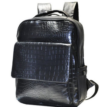 Backpack - On A Level - Bags - Men - Modekungen