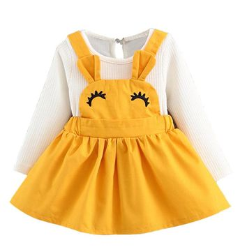 Menoea 1 year birthday dress Summer style children's clothes baby girl christening gowns newborn tutu dress Sleeve Dress