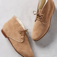 Bobbies L'Impatiente Cozy Booties