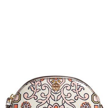 Tory Burch Hicks Garden Print Cosmetics Case | Nordstrom