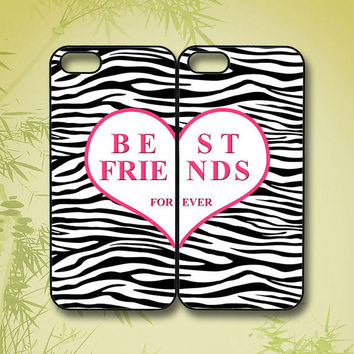 Best Friends in pairs - iphone 4 case , iphone 5 case , ipod 5 case ,ipod 4 case ,ipod case, ipod touch case, infinite