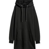 H&M Hooded Sweatshirt Dress $29.99