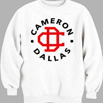 cameron dallas logo Sweater for Mens Sweater and Womens Sweater ***
