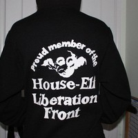 Harry Potter House Elf Liberation Front hoodie by barktwice