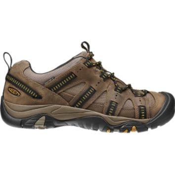 KEEN Men's Siskiyou Low Waterproof Hiking Shoes