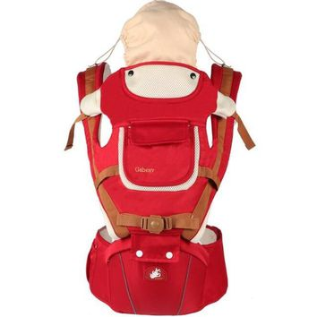 Toddler Backpack class Gabesy Baby Carriers Ergonomic Infant Backpack Baby Care Hip Seat Toddler Slings Kangaroo Baby Hipseats For Newborn AT_50_3