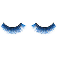 Zink color  ZinkColor Cobalt Blue false synthetic eyelashes E022 dance halloween costume