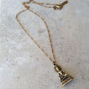 Buddha Chain Necklace