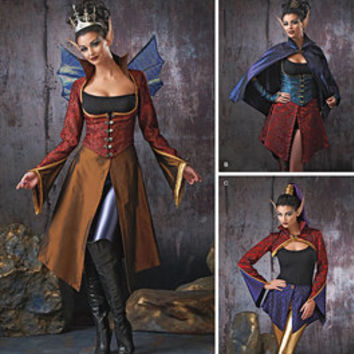 Skyrim Cosplay - Skyrim Costume - Costume Patterns - Simplicity 1138 - League of Legends Costume - Plus sizes - sizes 14 to 22