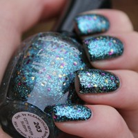 NEW Kleancolor CITY NEVER SLEEPS Multi Glitter Nail Polish FREE SHIPPING by Lucky 13 Boutique