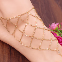 Ladies New Arrival Shiny Cute Stylish Sexy Jewelry Gift Summer Anklet [7240985223]