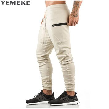 healthy men's casual pants shark products professional fitness male slimming pants men's trousers