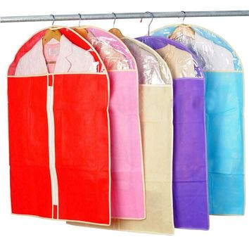 Garment/Suit Cover/Dust Proof Storage Bag Wardrobe Protector/Various Colors