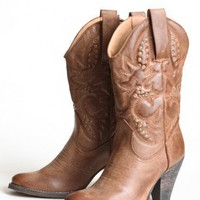 Hello Dolly Cowboy Boots