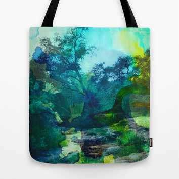 No Relief Tote Bag by DuckyB (Brandi)