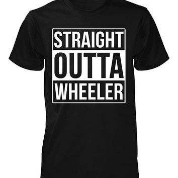 Straight Outta Wheeler County. Cool Gift - Unisex Tshirt