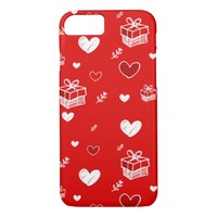 Lovely Red iPhone 8/7 Case