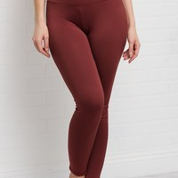 Macy Leggings - Burgundy