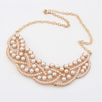 Jewelry New Arrival Gift Stylish Shiny Summer Korean Pearls Necklace [6586377735]