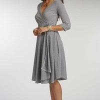 Organic Half Sleeve Dress