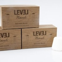 Aromatherapy Fizzing Shower Bombs by Level Naturals - Menthol & Eucalyptus Shower Steamers (3 x 4PK BOXES OF SHOWER BOMBS)
