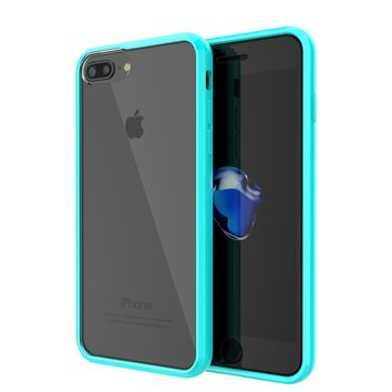iPhone 7+ Plus Case Punkcase® LUCID 2.0 Teal Series w/ PUNK SHIELD Screen Protector | Ultra Fit