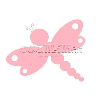 Dragonfly I Decal