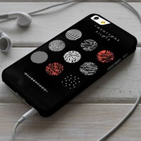 Twenty One Pilots Blurryface iPhone 4/4s 5 5s 5c 6 6plus 7 Case