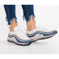 "Nike Air Max 97 Ultra SE Retro Running Shoes Sneaker ""Pink&Blue"" 917704-006"
