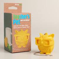 Silicone Owl Tea Infuser - World Market