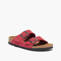 Birkenstock® & Madewell Arizona Sandals in Barn Red