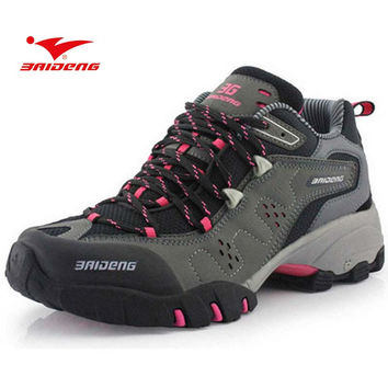 NaturalHome Men's Athletic Shoes Sports Hiking Shoe Outdoor Unisex Shoes Style Women Trekking Boots Hiking Botas