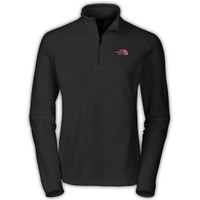 The North Face Women's Pink Ribbon Glacier Quarter Zip Pullover | DICK'S Sporting Goods