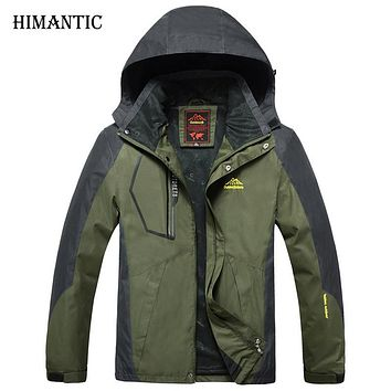 Men Sportswear Jacket Men Outwear Windbreaker Waterproof Breathable Jackets military tactical Coats