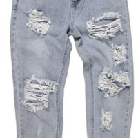 One Teaspoon 'Happy Awesome Baggies' Denim | Shop Splash