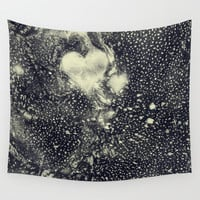 Mysteries of the Heart Wall Tapestry by TigaTiga Artworks