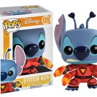 Funko Pop! Disney Lilo and Stitch Vinyl Figure Stitch 626 #125 - Toys on Fire