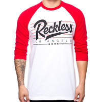 ESSENTIALS - 3/4 RAGLAN