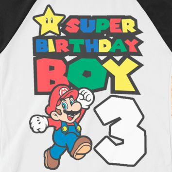 Super Birthday Boy