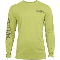 Captain SLX UVapor Long Sleeve Pocket Tee