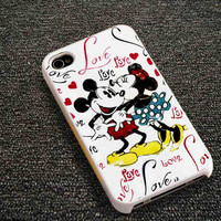 Mickey & Minnie 3 -  iPhone 6, iPhone 6+, samsung note 4, samsung note 3,iPhone 5C Case, iPhone 5/5S Case, iPhone 4/4S Case, Durable Hard Case