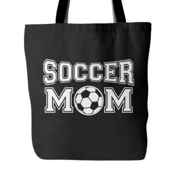 Soccer Mom Tote Bag (Free Shipping)
