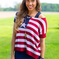 America the Beautiful Top
