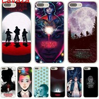 Lavaza Stranger Things Hard Case for iphone 4 4s 5c 5s 5 SE 6 6s 6/7/8 plus X for iphone 7 case