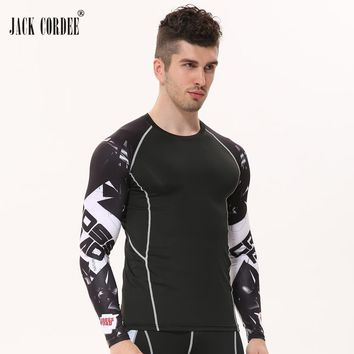 NewFitMe® Men's Thermal Compression Cross-fit Shirt